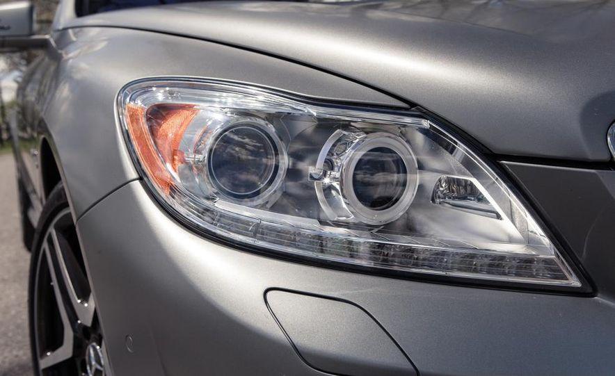 2013 Mercedes-Benz CL65 AMG - Slide 16