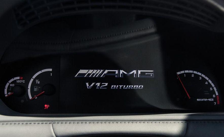 2013 Mercedes-Benz CL65 AMG - Slide 30