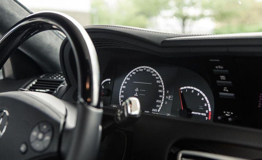 2013 Mercedes-Benz CL65 AMG - Slide 32
