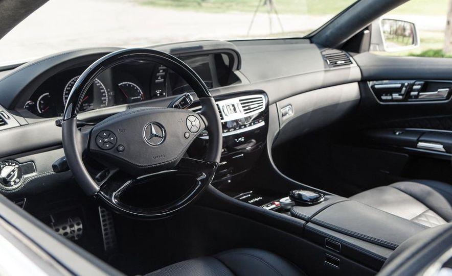 2013 Mercedes-Benz CL65 AMG - Slide 20