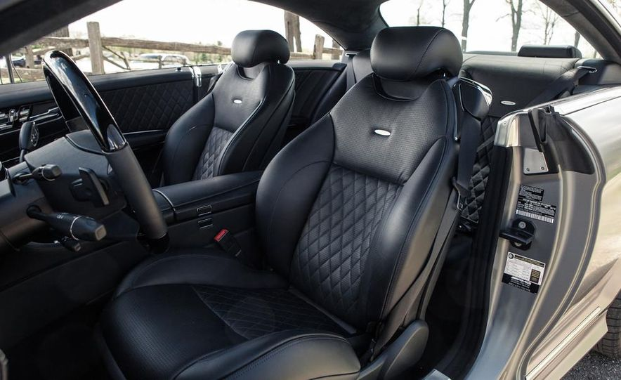 2013 Mercedes-Benz CL65 AMG - Slide 22