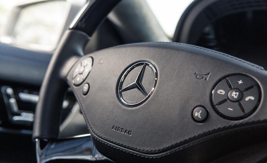 2013 Mercedes-Benz CL65 AMG - Slide 25