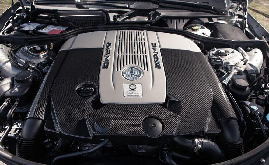 2013 Mercedes-Benz CL65 AMG - Slide 34