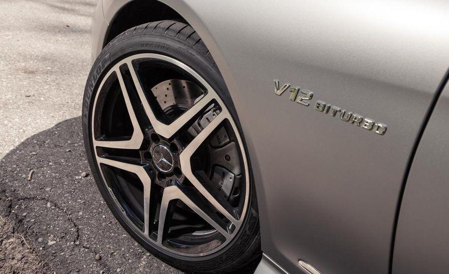 2013 Mercedes-Benz CL65 AMG - Slide 17