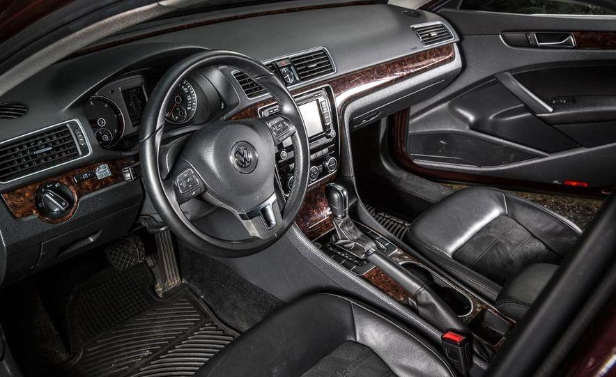 2013 Volkswagen Passat TDI SEL - Slide 8