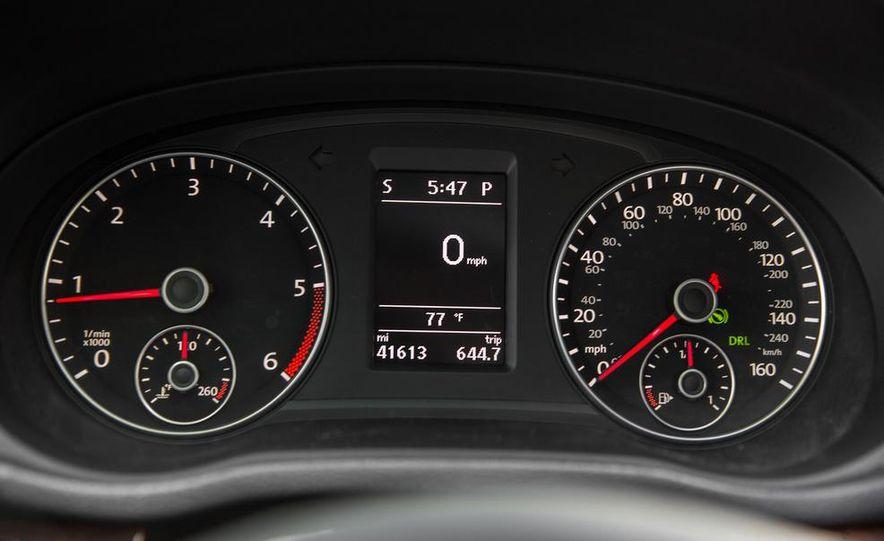 2013 Volkswagen Passat TDI SEL - Slide 12