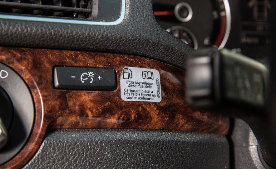 2013 Volkswagen Passat TDI SEL - Slide 14