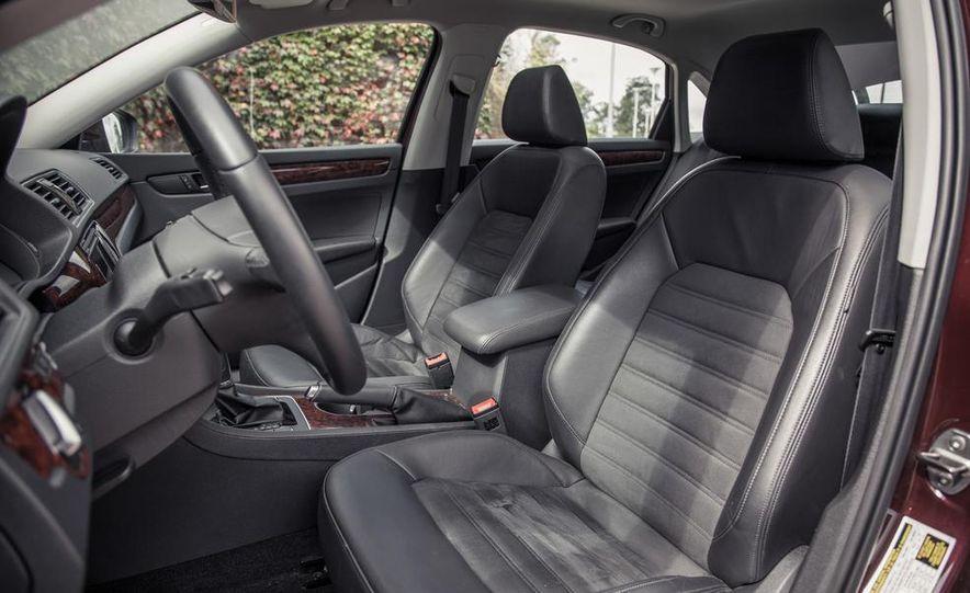 2013 Volkswagen Passat TDI SEL - Slide 59