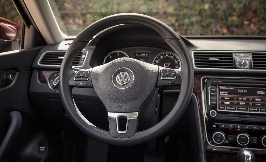 2013 Volkswagen Passat TDI SEL - Slide 63