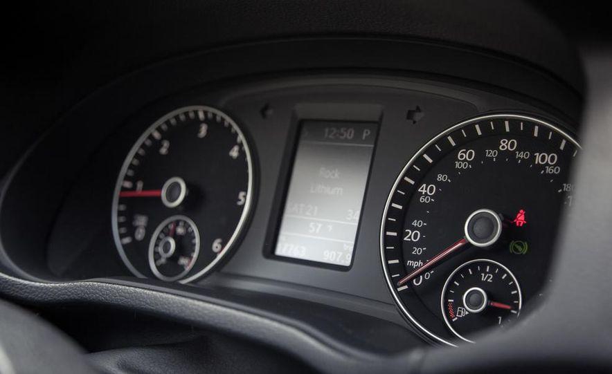 2013 Volkswagen Passat TDI SEL - Slide 66