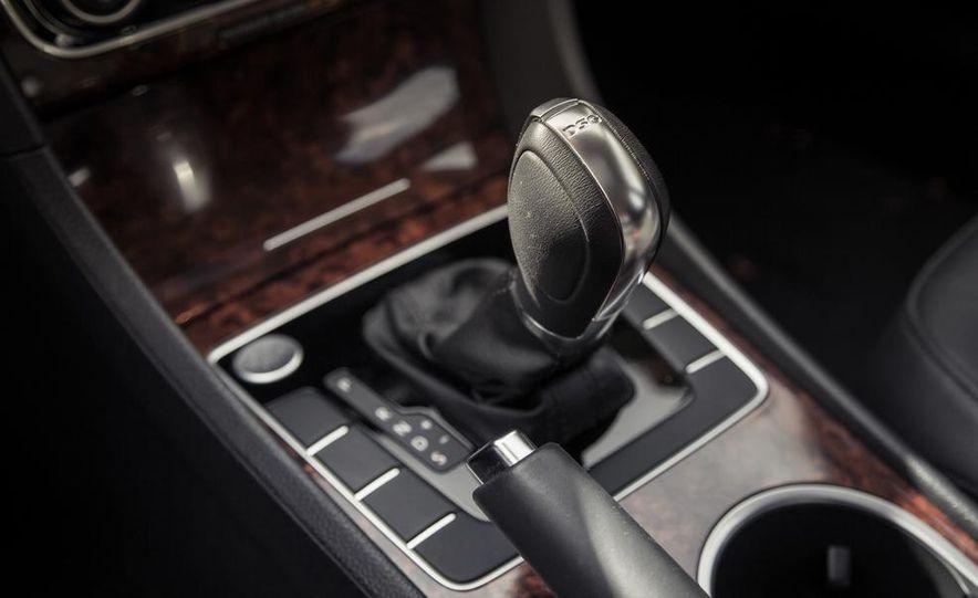 2013 Volkswagen Passat TDI SEL - Slide 71