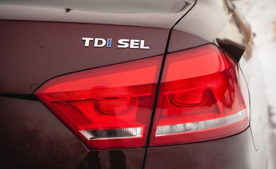 2013 Volkswagen Passat TDI SEL - Slide 29