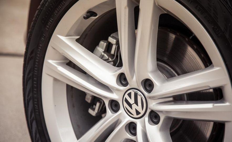 2013 Volkswagen Passat TDI SEL - Slide 53