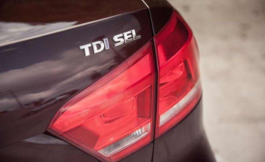 2013 Volkswagen Passat TDI SEL - Slide 55