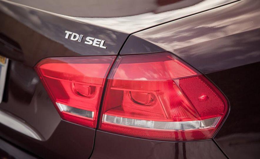 2013 Volkswagen Passat TDI SEL - Slide 56