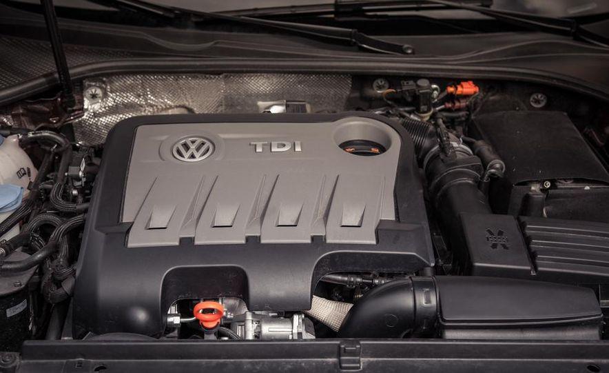 2013 Volkswagen Passat TDI SEL - Slide 73