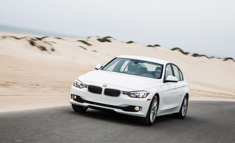 BMW I Test Review Car And Driver - Bmw 320 i