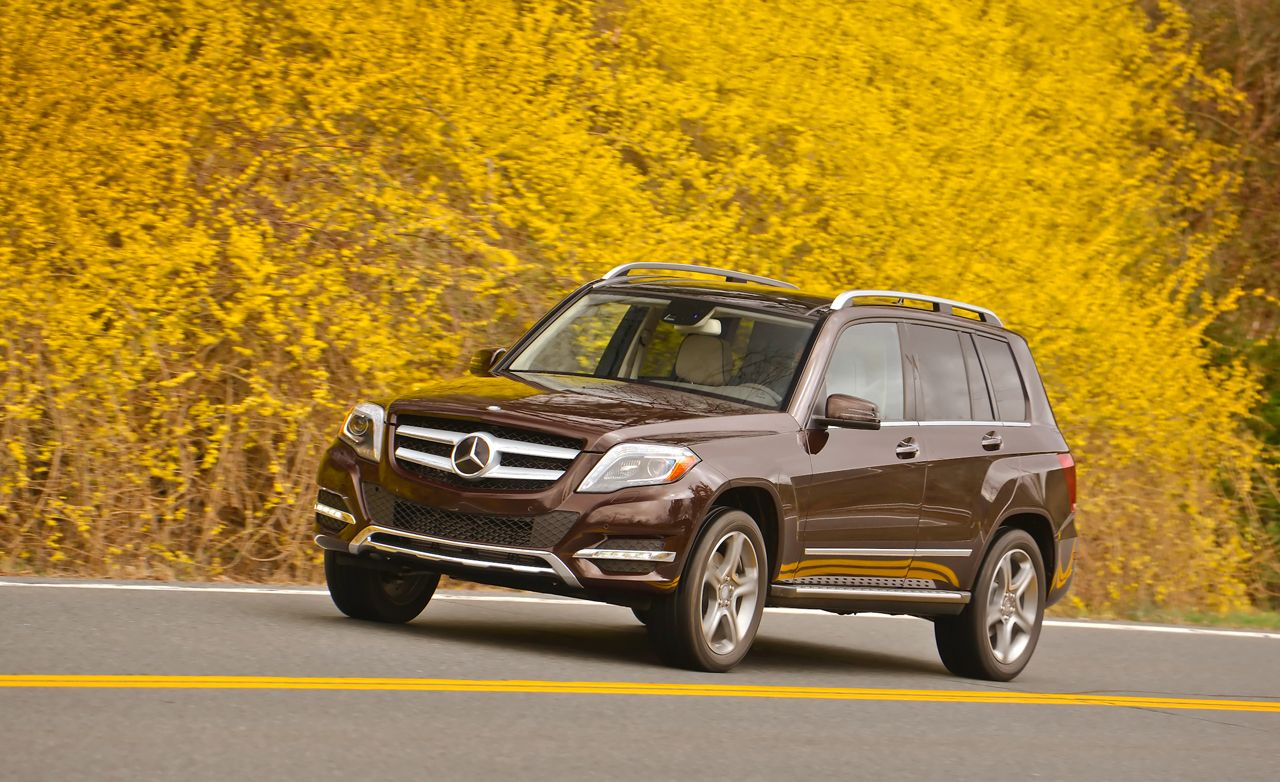 2013 mercedes benz glk250 bluetec diesel test review. Black Bedroom Furniture Sets. Home Design Ideas