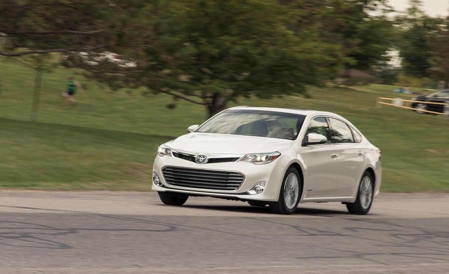 2013 Toyota Avalon Hybrid Test  Review  Car and Driver