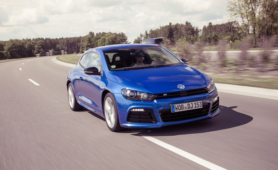 2013 volkswagen scirocco r road test review car and driver. Black Bedroom Furniture Sets. Home Design Ideas