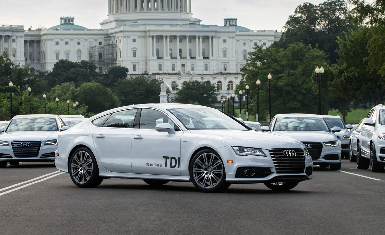 We drive turbo diesel versions of the 2014 audi a6 and a7 read our review and see photos at car and driver