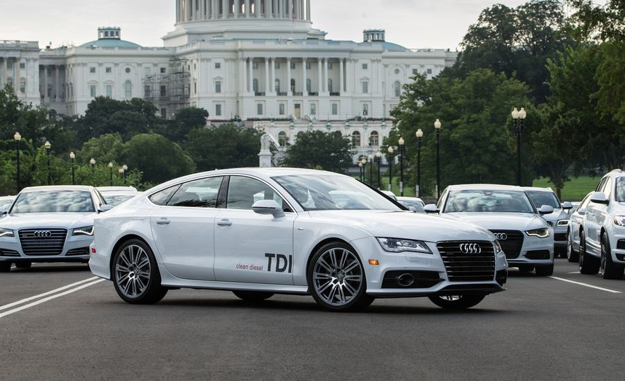 2014 Audi A6 / A7 TDI First Drive | Review | Car and Driver