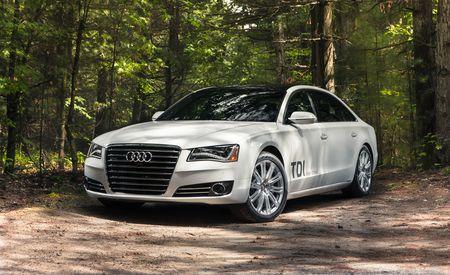 2014 Audi A8L TDI Diesel