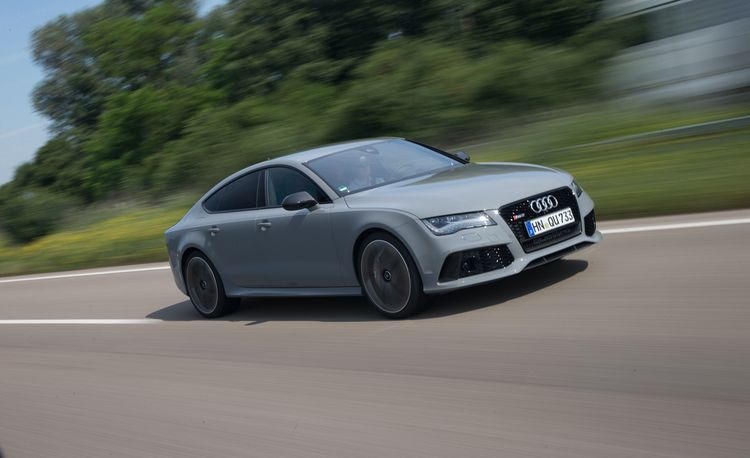 2014 Audi Rs7 Photos And Info News Car And Driver
