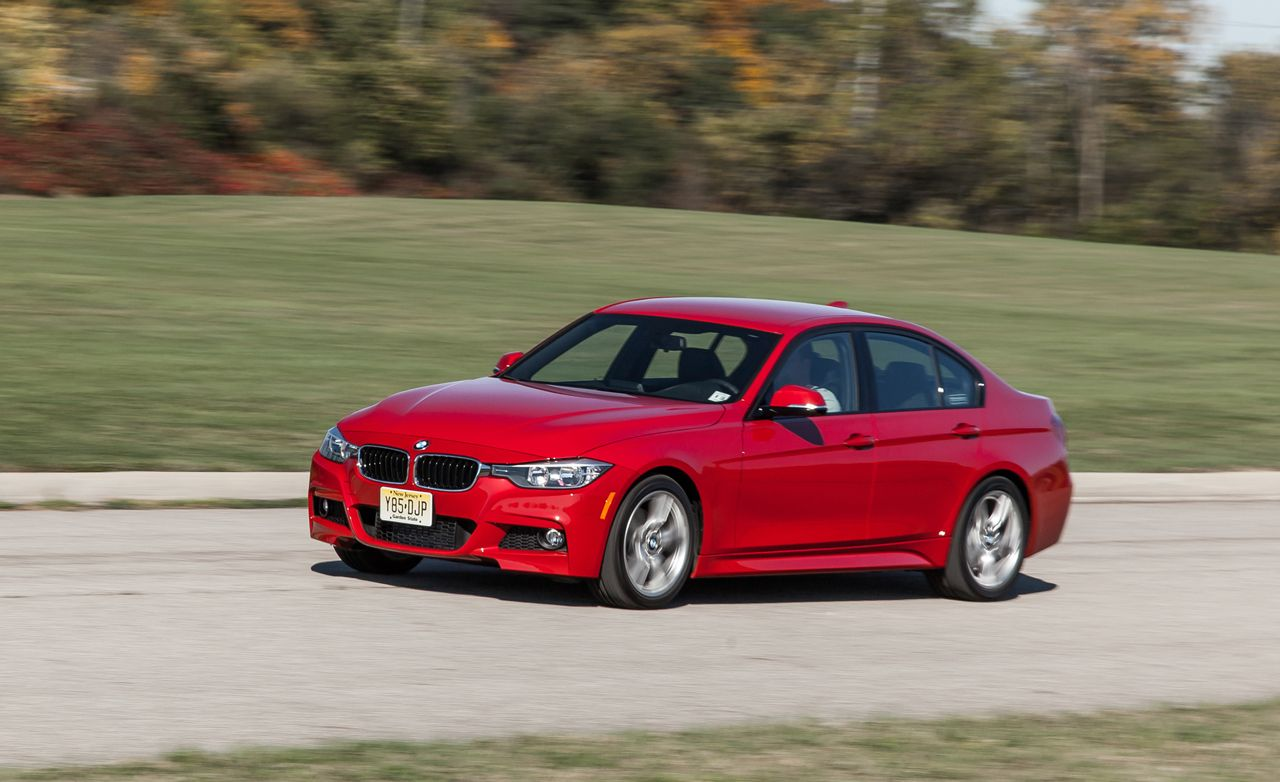 2017 Bmw 328d Sel Sedan Instrumented Test 172 Review Car And Driver