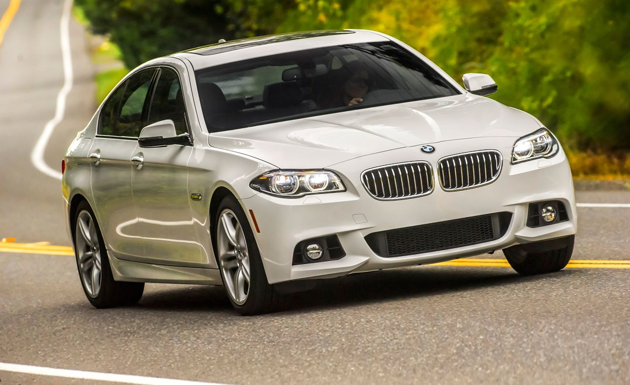 2014 Bmw 535d Diesel First Drive Review Car And Driver