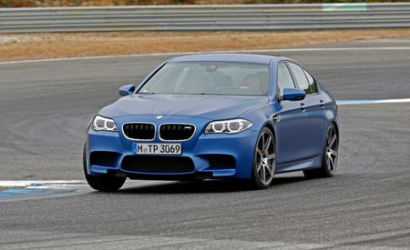 2014 BMW M5 / M6 Gran Coupe with Competition Package