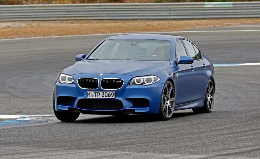 2014 BMW M5 / M6 with Competition Package First Drive | Review | Car ...