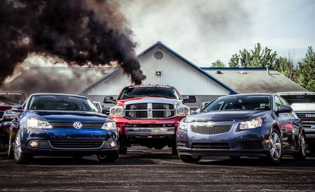 Diesel Car Comparo: 2014 Chevy Cruze 2.0TD vs. 2013 Volkswagen Jetta TDI