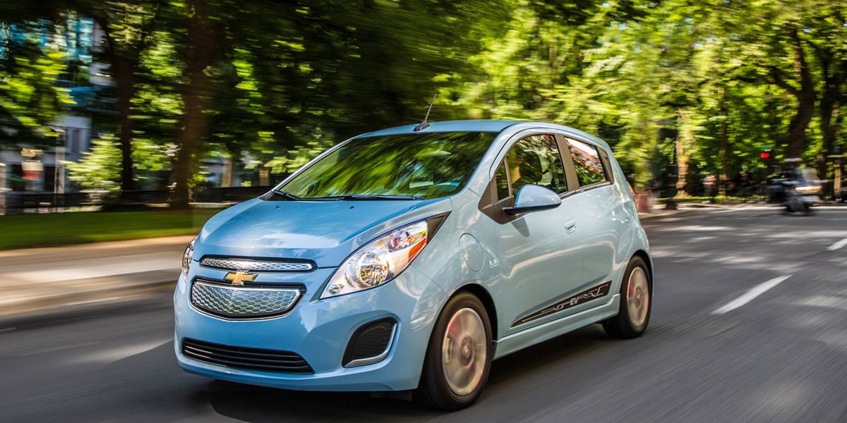 2014 Chevrolet Spark Ev First Drive 8211 Review 8211 Car And