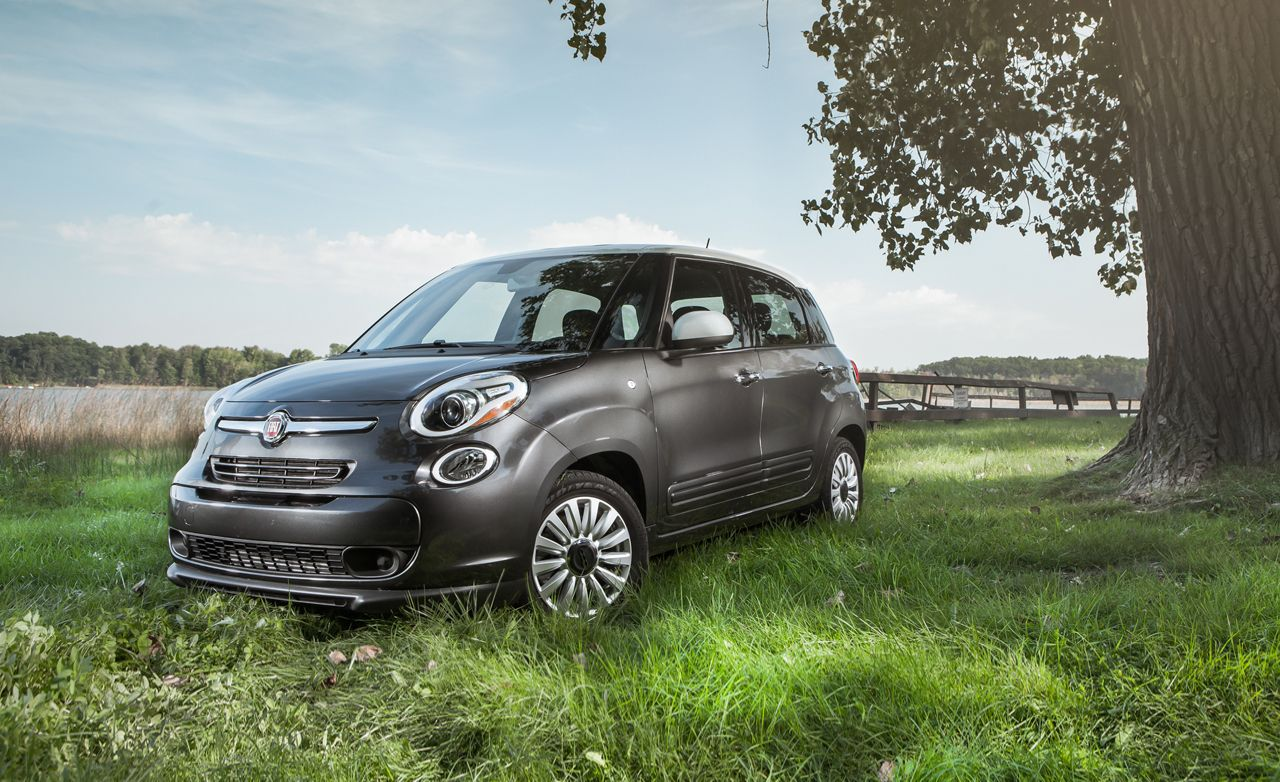 2014 fiat 500l 6mt 6at test review car and driver. Black Bedroom Furniture Sets. Home Design Ideas