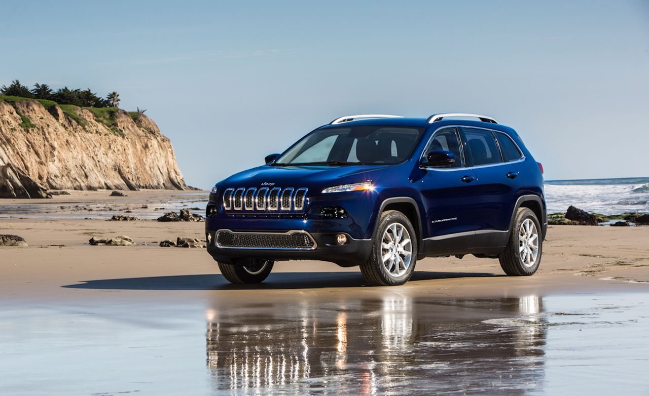 Charming 2014 Jeep Cherokee 2.4L