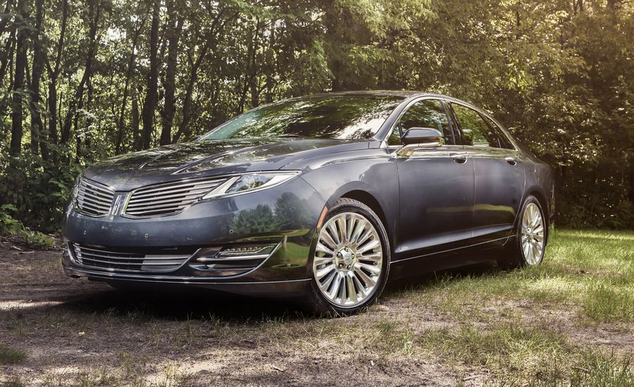 2014 Lincoln Mkz 2 0t Awd Test Review Car And Driver