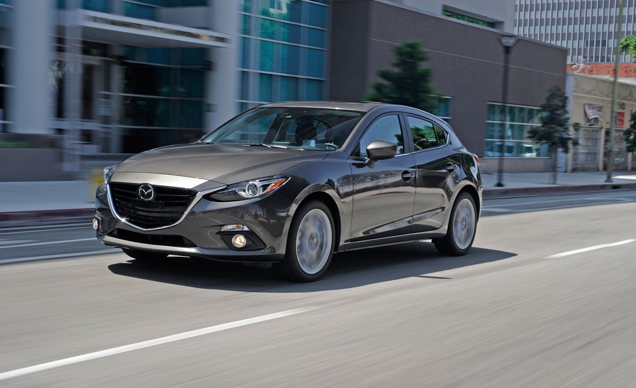 2014 mazda 3 first drive review car and driver. Black Bedroom Furniture Sets. Home Design Ideas
