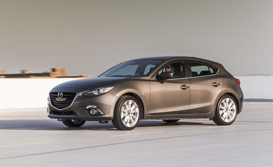 2014 mazda 3 s hatchback 2 5l automatic test review car and driver. Black Bedroom Furniture Sets. Home Design Ideas