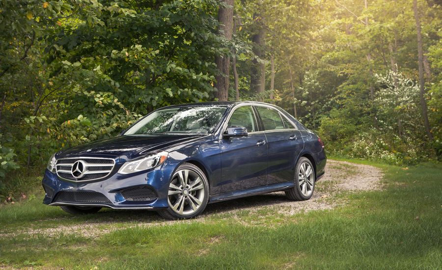 2014 Mercedes-Benz E350 / E350 4MATIC Sedan