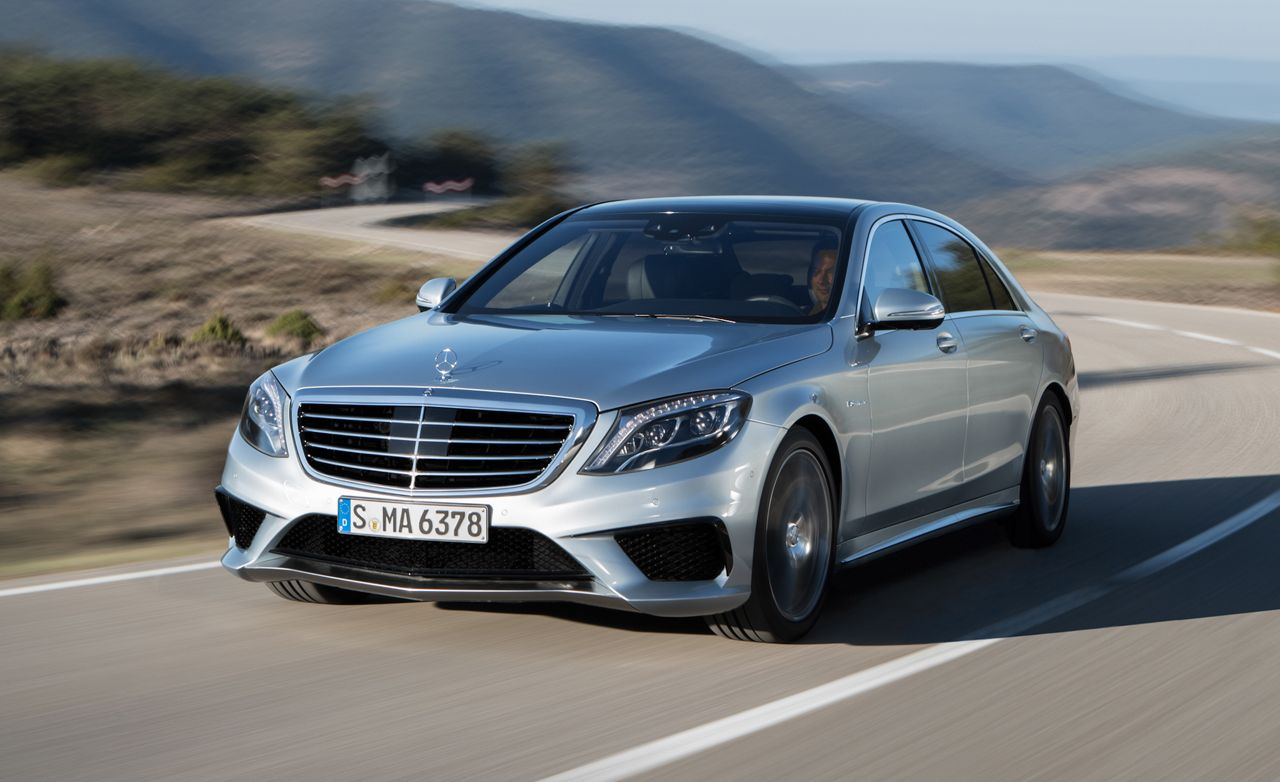 2014 mercedes benz s63 amg first drive review car and. Black Bedroom Furniture Sets. Home Design Ideas
