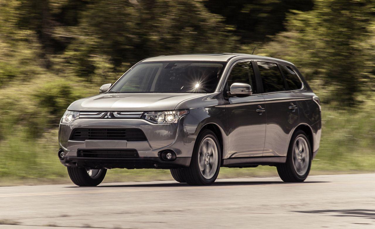 Mitsubishi outlander 2014 price