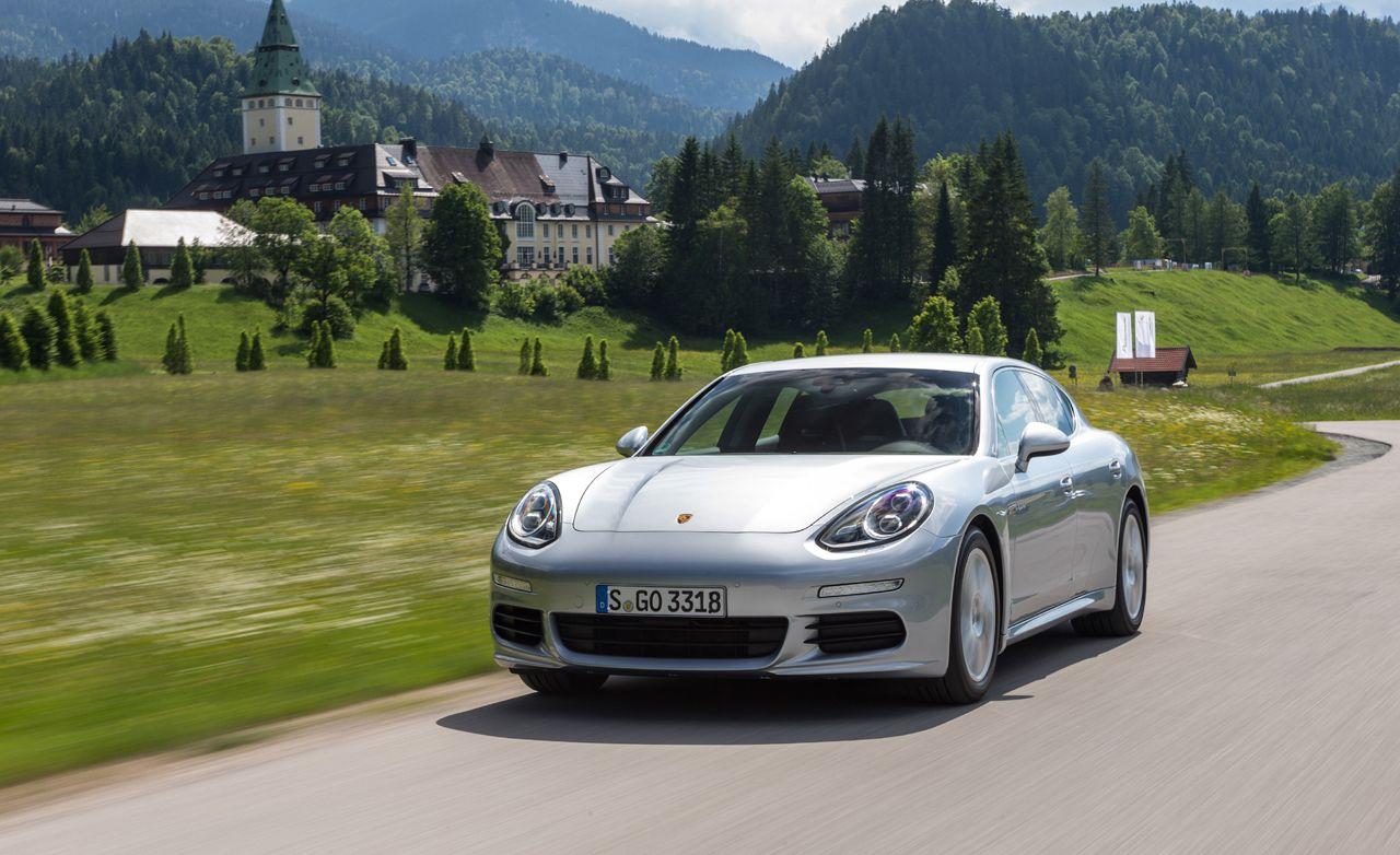 Porsche Panamera Reviews Porsche Panamera Price Photos And