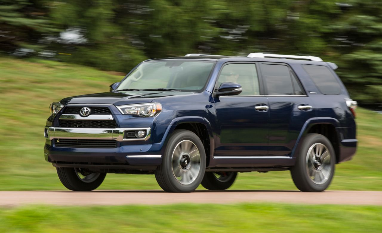 2010 Toyota 4runner V6 Instrumented Test Car And Driver