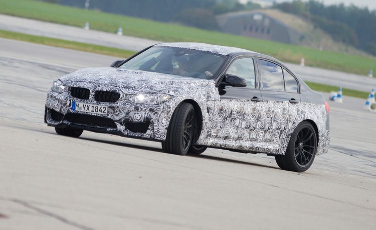 2015 BMW M3 and M4 Prototypes