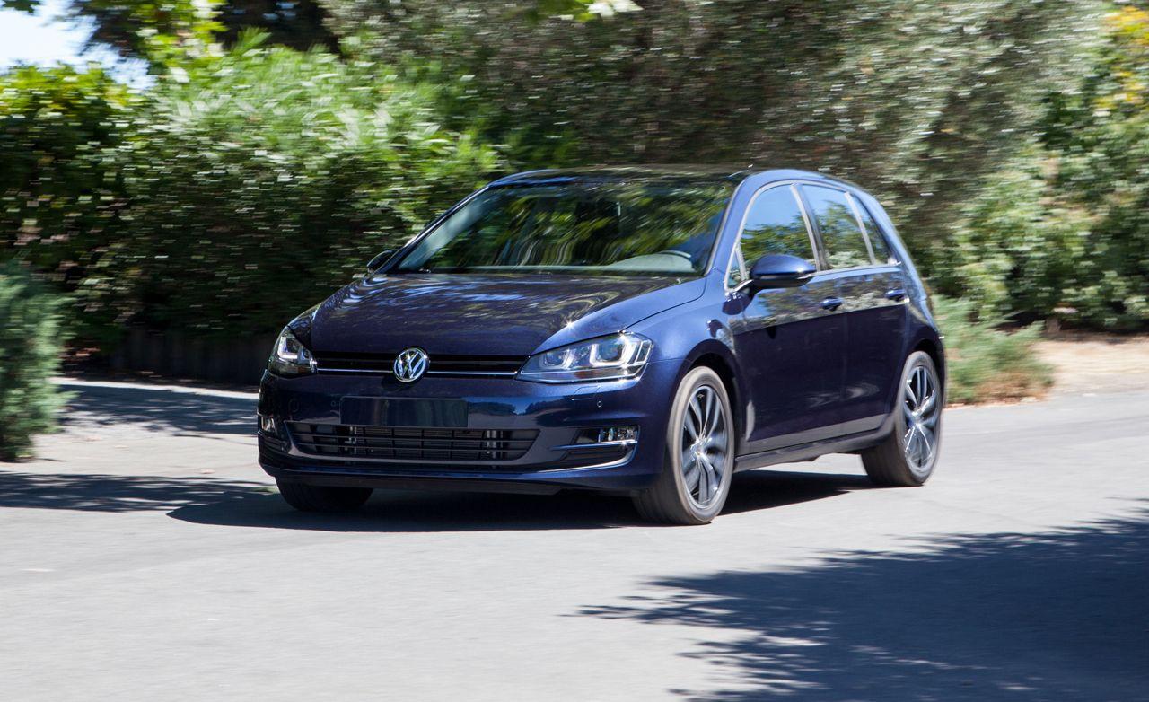 2015 Volkswagen Golf TDI Diesel