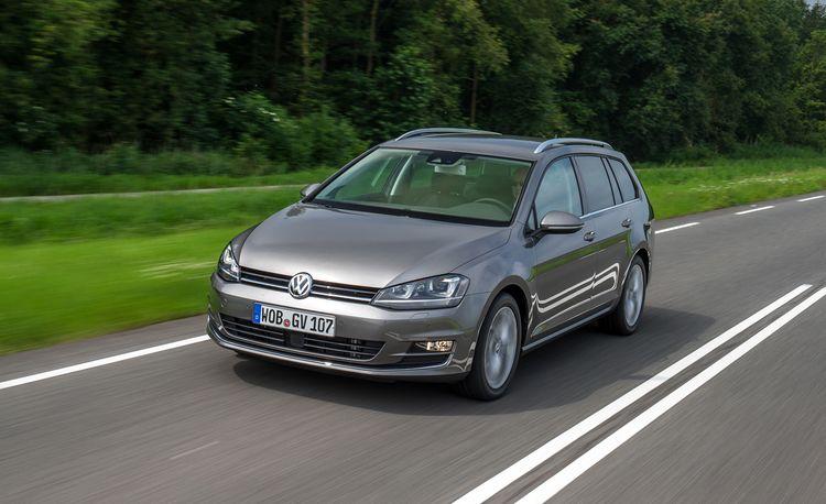 2015 Volkswagen SportWagen / Golf Variant