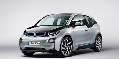 2014 Bmw I3 Photos And Info 8211 News 8211 Car And Driver