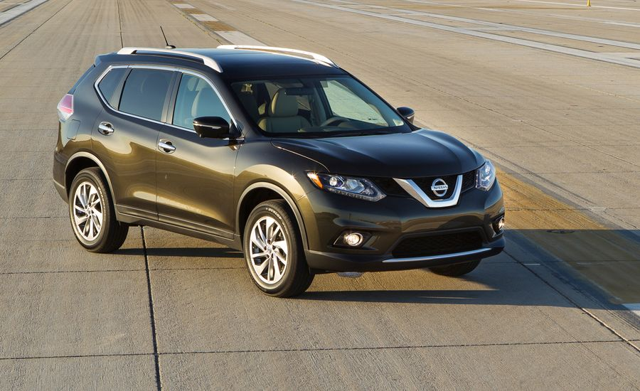 2014 Nissan Rogue Photos And Info News Car And Driver