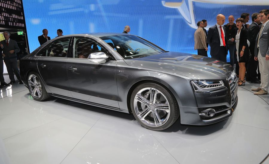 2015 audi a8 photos and info news car and driver. Black Bedroom Furniture Sets. Home Design Ideas